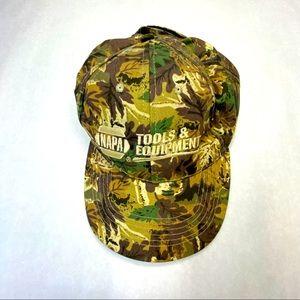 NAPA CAMO BASEBALL CAP 100% Cotton One Size